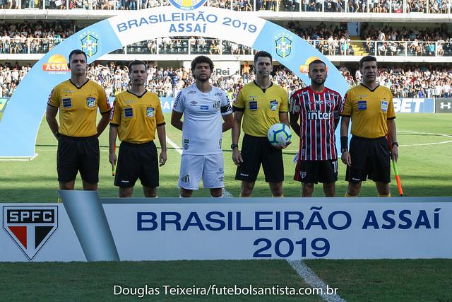 Santos 1 x 1 São Paulo