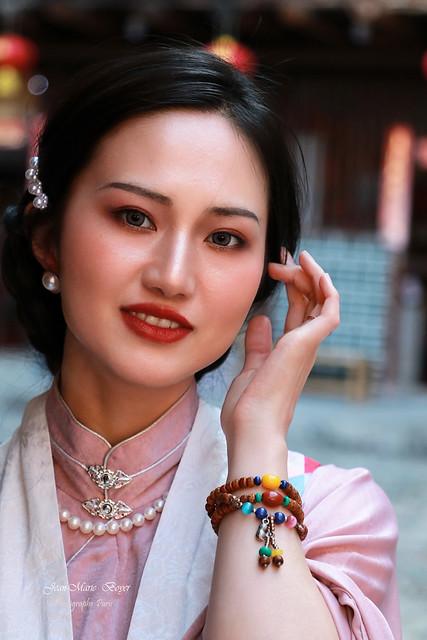 Portrait à Yongding