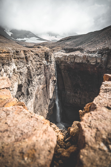 Waterfalls of Kamchatka