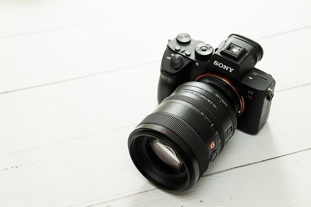沈醉在如夢的時光中:Sony FE 100mm F2.8 STF GM OSS | 30