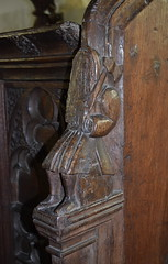 woodman with an axe (15th Century)