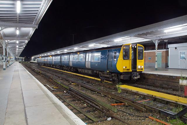 Southern 313 201 Bognor Regis