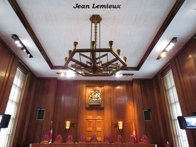 Ottawa - Cour suprême du Canada