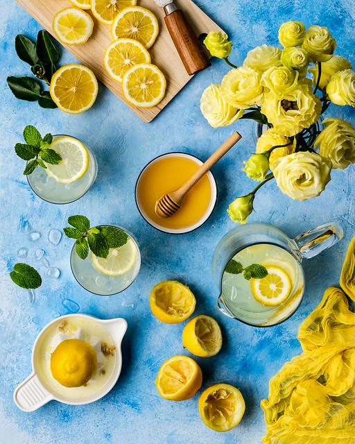 Honey Lemonade 1
