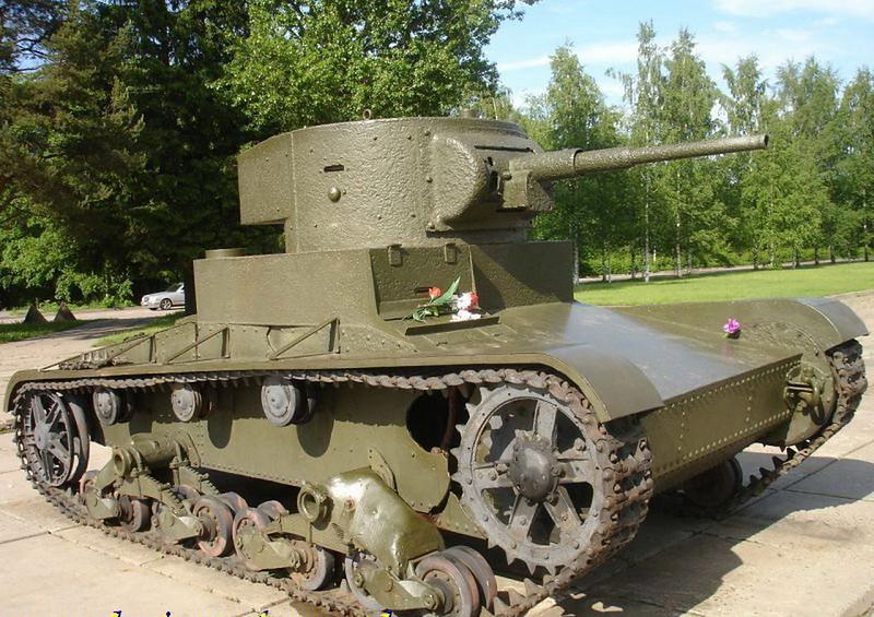 T-26 Kirovsk 1