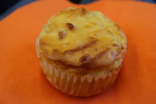 Käse Schinken Muffin