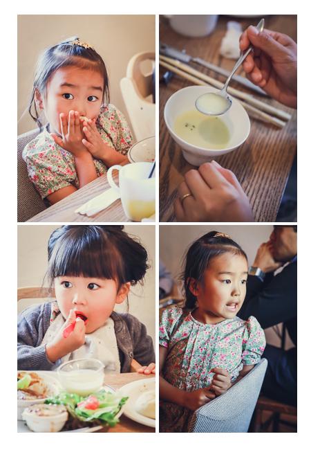 カフェ「マリメロ」のランチ 愛知県尾張旭市 スープ