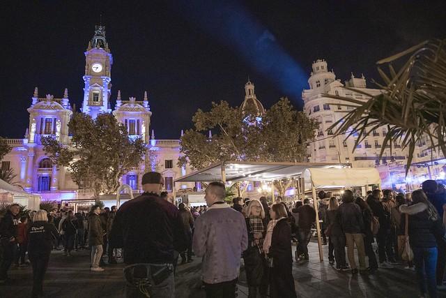 2019 Plaça del Ajuntament, Espai Vital