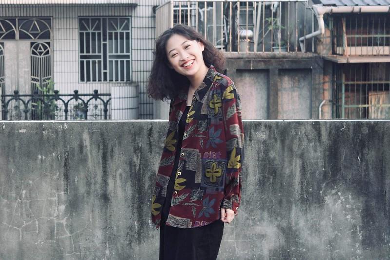 復古襯衫重現昔日流行。圖/張芷菱提供