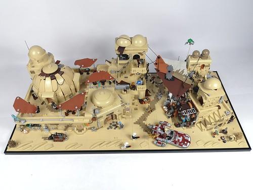 Tatooine - Cantina Mos Eisley