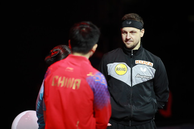 Day 4 - 2019 ITTF World Tour Austrian Open