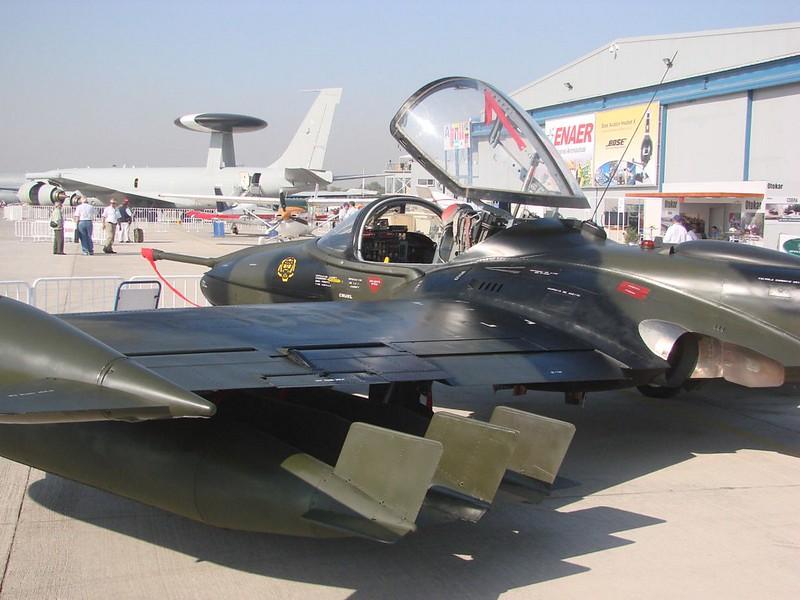 A-37B Dragonfly 6