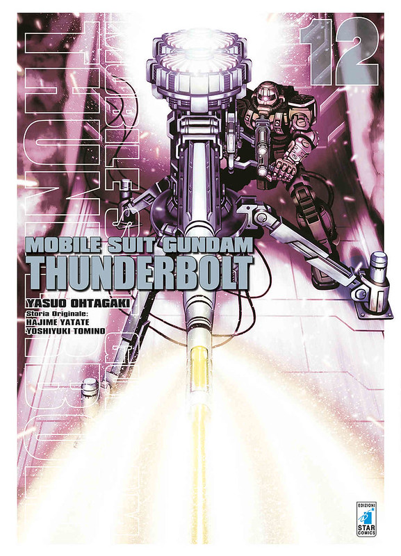 Gundam Thunderbolt Vol 12 Star Comics