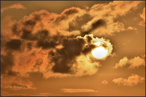 weymouthdorset sunset sun sky water nikond7000 nikkor18300