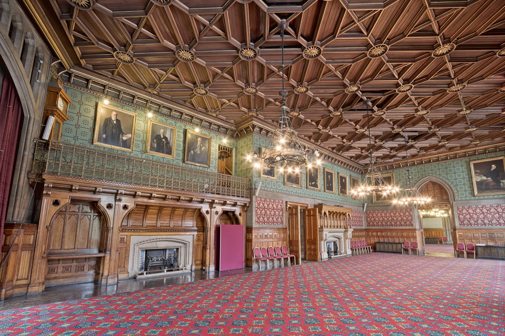 Manchester Town Halll Banqueting Room