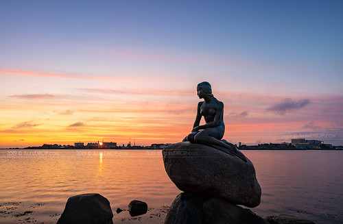 2019 denmark copenhagen europe travel color cityscape sunrise statue monumet water nikond750 tamronaf1735mmf284diosda037 best iconic famous mustsee picturesque postcard wideangle hdr