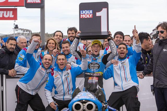 GP de Valencia 2019