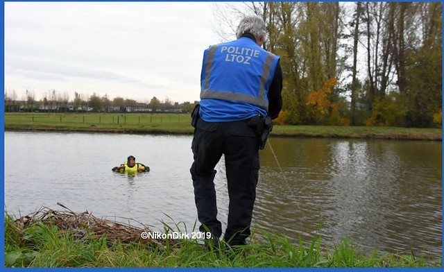 Dutch Police LTOZ.