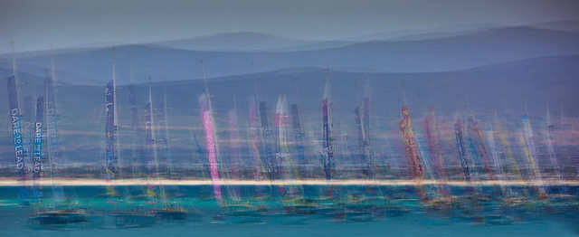 Clipper race.