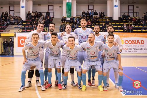 futsal polistena - atletico cassano 6-1 foto di squadra