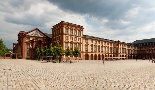 Mannheim - Schloss