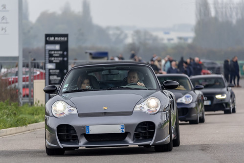 Porsche Techart Turbo Cabriolet