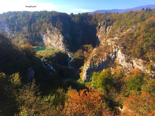 Autumn in Plitvice UNESCO Nationalpark
