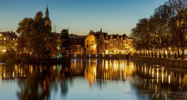 Hofvijver / The Hague 2019