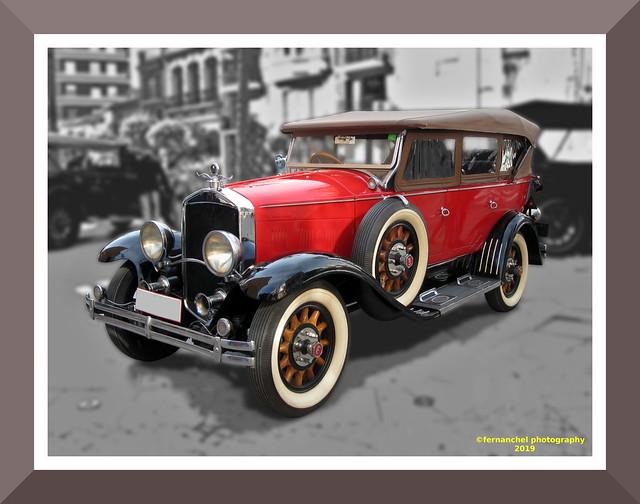 Automóvil ELCAR (1930)