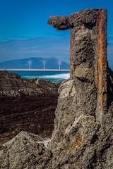 Estructura y Molinos de viento