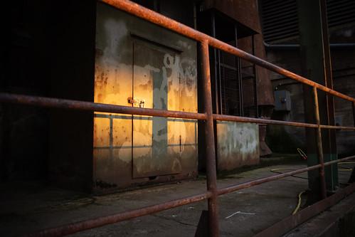 Industrial sunray