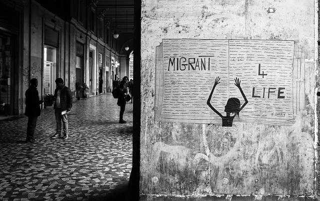 Help in Rome