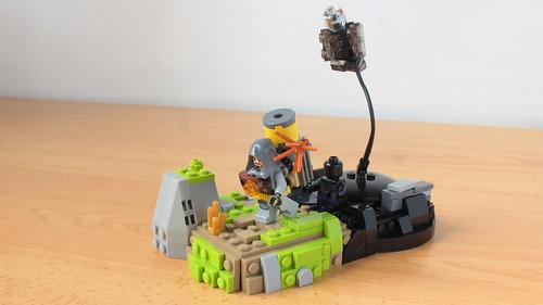 Lego Death Stranding