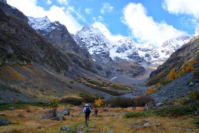 Rando refuge des Bans parc des Ecrins Hautes Alpes _2283