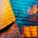 Guggenheim Sunset & Blue