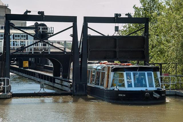 Anderton Boat Lift - 1 May 2007