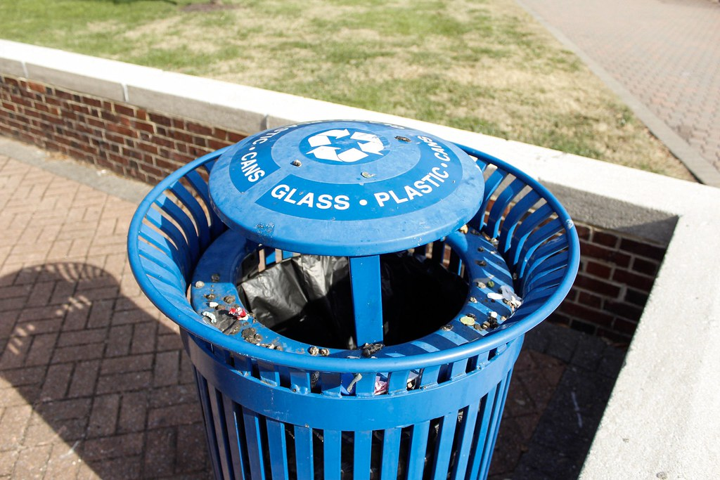 What really happens to the recycling on campus?