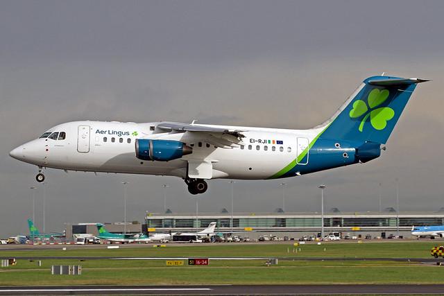 Aer Lingus Avro RJ85 EI-RJI
