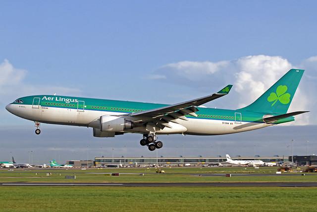 Aer Lingus Airbus A330-202 EI-DAA