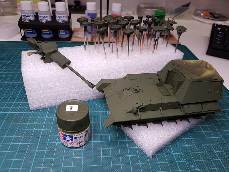 Tamiya 1/35 SU-76M Russian Self-propelled Gun - Sida 3 49080210907_c639a8348f_c