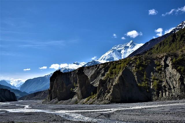 Annapurna 2, 8000 meters