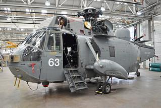 Westland Sea King HAS.6 'XV653 / 63' (9326M)