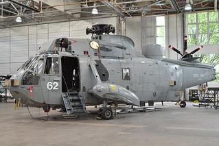 Westland Sea King HAS.6 'XV659 / 62' (9324M)