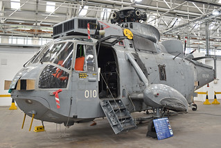 Westland Sea King HAS.6 'ZA128 / 010'