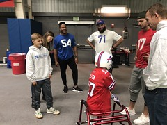 Uplifting Experience @ Buffalo Bills