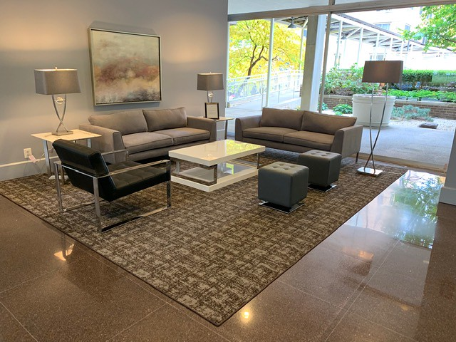 Lobby Main Seating Area by Christopher Barson
