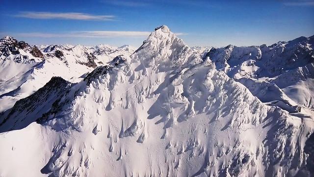 FRANCE - Alps - Trois-Évêchés (massif)