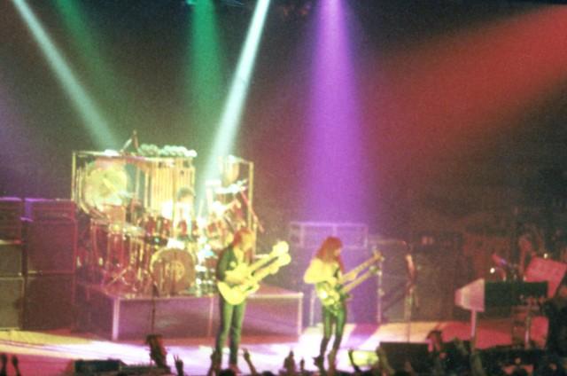 Rush live at de Montfort Hall 21 06 1980 B