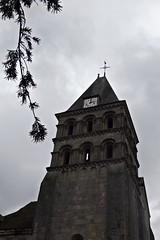 1 - Perrecy-les-Forges, Église Saint-Pierre-et-Saint-Benoît - Clocher