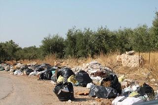 rifiuti a cassano
